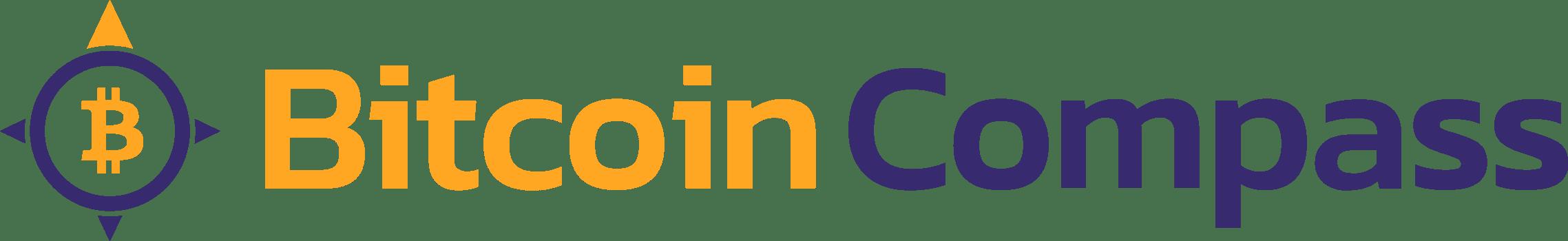 Bitcoin-Kompass-Logo