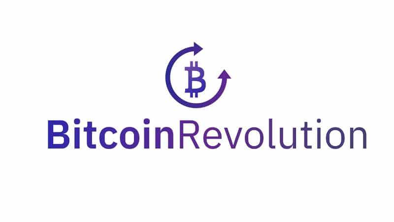 Bitcoin Revolution Logo