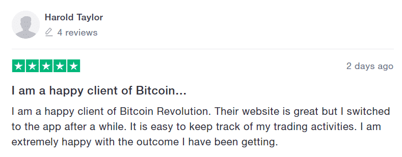 Bitcoin Revolution review 1