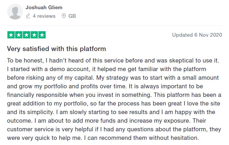 Bitcoin Trader review 1