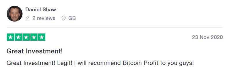 bitcoin profit review 2