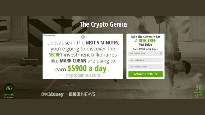 crypto genius review