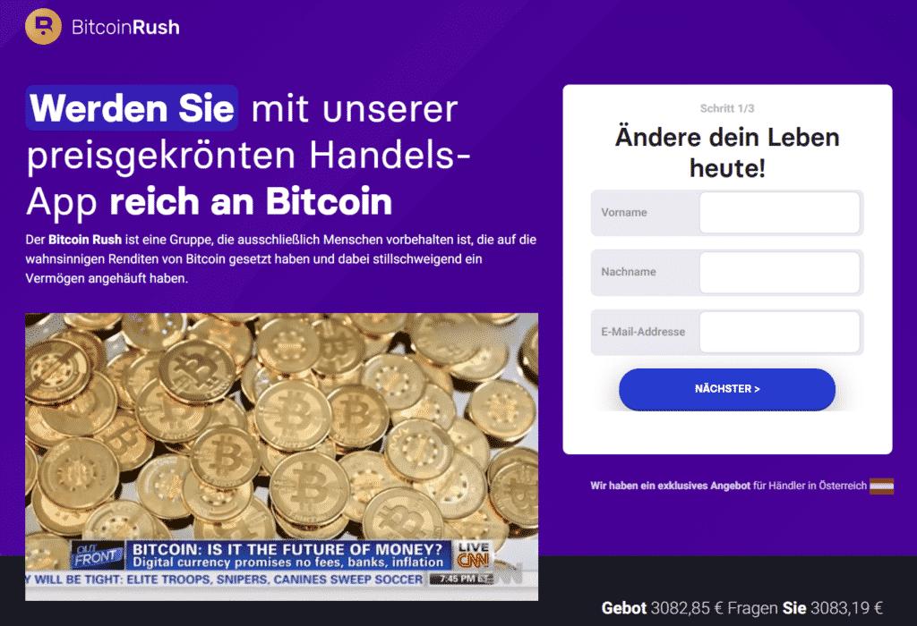 Bitcoin Rush Erfahrungen