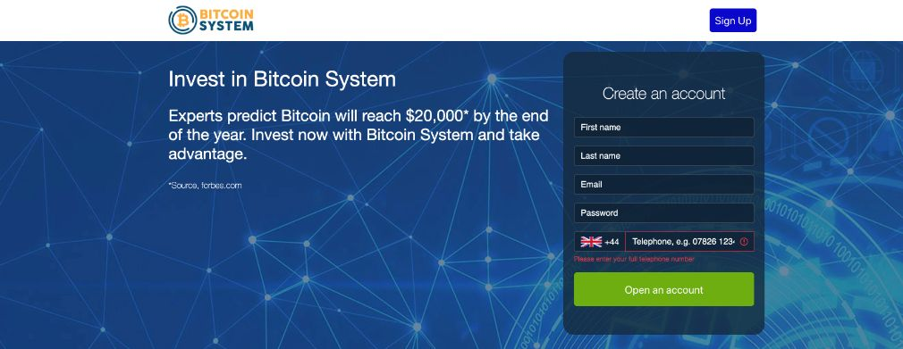 Bitcoin System review
