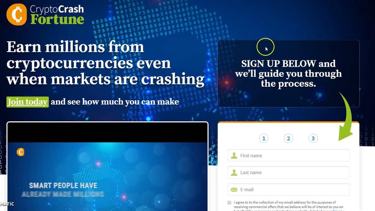 Crypto Crash Fortune review