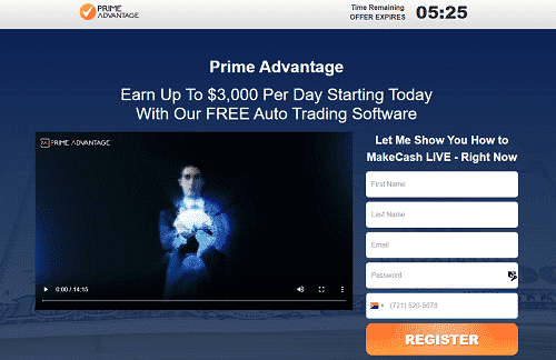 Prime Advantage review