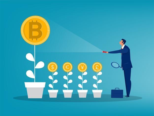 Plateforme de trading de cryptomonnaies