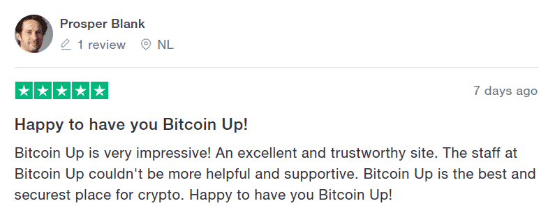 Bitcoin UP Review 2